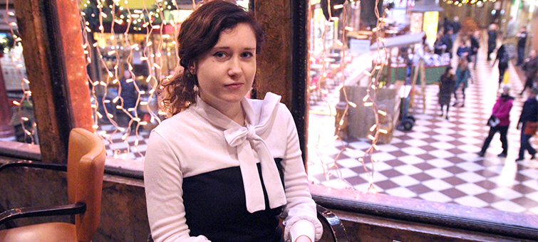 Režisérka Eva Toulová