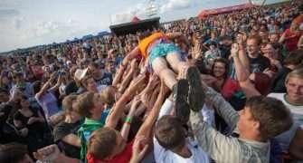 JamRock 2013 nadchnul přítomné fanoušky. Největší ohlas měli Chinaski