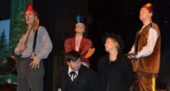 Komedianti: Divadlo Na Jezerce uvede komedii ze života herců