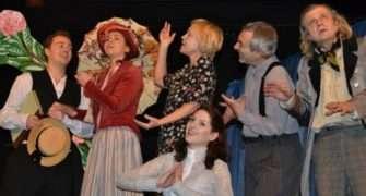 Komedianti: prožijte týden v životě herců kočovné společnosti