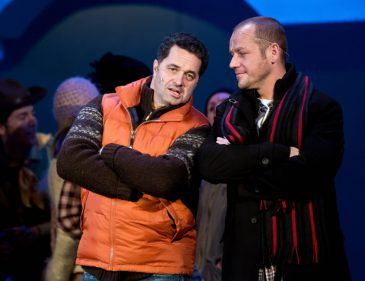 Martin Dejdar a Filip Blažek. Foto: archív Divadla Broadway