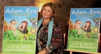 Stvoření Adama a Evy proběhne v Divadle Broadway