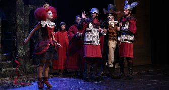 Alenka v kraji zázraků: muzikál, který vás vtrhne do pohádového světa