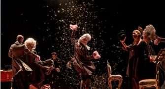 Amadeus: Dvořák s Brouskem zachraňují na Vinohradech představení o velkém skladateli