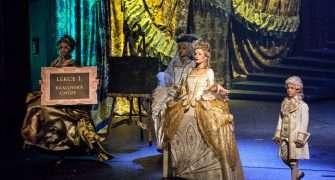 Antoinetta – královna Francie: dojemný muzikál na scéně Divadla Hybernia
