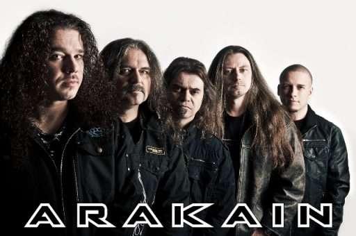 Arakain přidává další dva koncerty podzimního turné