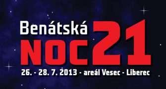 21. ročník festivalu Benátská noc ve Vesci u Liberce slibuje hudbu, zábavu i adrenalin