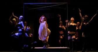 Cabaret: slavný muzikál je opět na scéně. V hlavní roli výborná Lucia Jagerčíková
