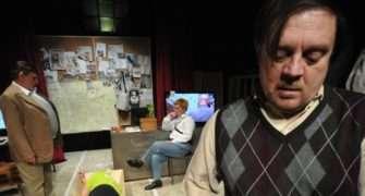 Denně – svérázná kriminálka v Divadle Na zábradlí
