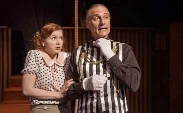 Eva tropí hlouposti je příjemnou retro podívanou v Divadle Na Fidlovačce
