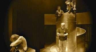 Příběh Galilea Galilei se roztáčí v Divadle Na zábradlí