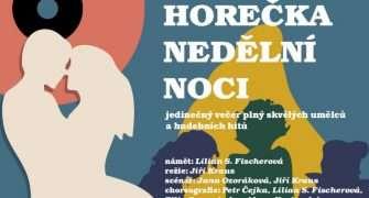 Horečka nedělní noci: benefiční muzikálový galavečer plný známých osobností
