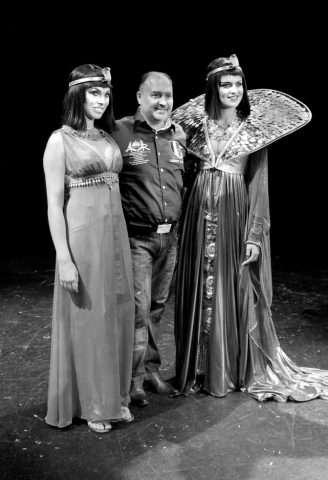 Michal David a jeho Kleopatry