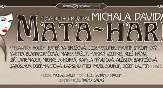 Femme fatale Mata Hari ovládne Divadlo Broadway