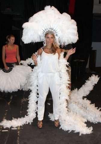 Yvetta Blanarovičová jako Mata Hari
