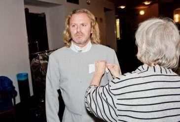 Josef Vojtek se představí jako alkoholik a násilník