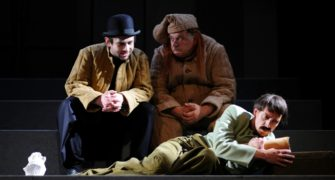 Mein Kampf se vrací do Švandova divadla