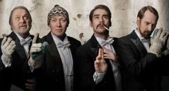 Popeláři: funky muzikál připravuje Švandovo divadlo