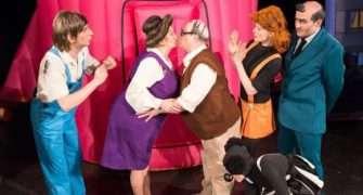 Smolíkovi: proslulá rodinka poprvé v divadelním zpracování