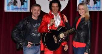 Srdcový král: broadwayská muzikálová komedie s hity Elvise Presleyho na prknech Divadla Kalich