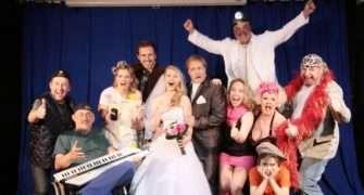 SVATBA (NE)BUDE: první svatební muzikál v Česku