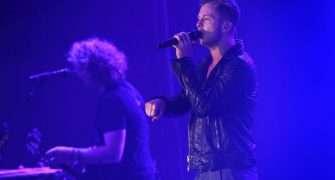 OneRepublic vyprodali pražskou Incheba Arenu a předvedli nevídanou podívanou