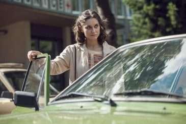 Hlavní ženskou postavu ztvární Judit Bárdos