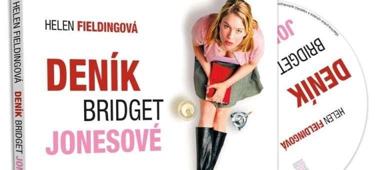 Připomeňte si trapasy Bridget Jonesové prostřednictvím nové audioknihy