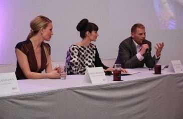 Foto z tiskové konference
