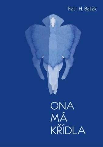 Petr Batěk vydává knihu Ona má křídla. Hrajte o ni v naší soutěži!