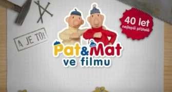 """A je to! Dvojice """"šikulů"""" Pat a Mat oslaví čtyřicáté narozeniny na filmovém plátně"""
