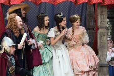 V České televizi se o Vánocích objeví tři nové princezny. Jednu z nich ztvární Celeste Buckingham