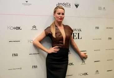 Topmodelka Simona Krainová
