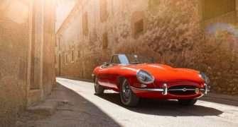 V zajetí Jaguaru: luxusní vozy zaparkují v dubnu na výstavě v Arkádách Pankrác