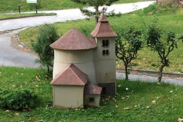 Tip na výlet: malebný park Boheminium nabízí na šedesát miniatur známých památek