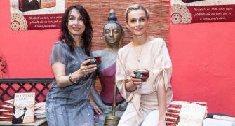 Co spojuje Ivanu Jirešovou a Nelu Boudovou? Zájem o buddhismus, láska ke kočkám a cestování