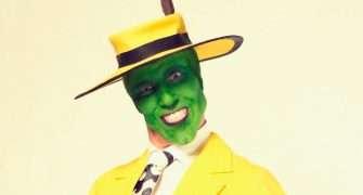 Kdo se skryl pod Maskou? Jim Carrey nebo Vladimír Polívka?
