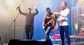 Rockfield Tour: Chinaski třikrát vyprodali pražské Forum Karlín