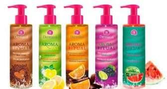 Tekutá mýdla na ruce Aroma Ritual: proměňte běžnou rutinu ve voňavé potěšení