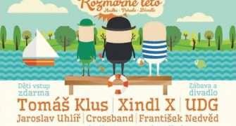 Rozmarné léto: putovní multikulturní festival pro celou rodinu