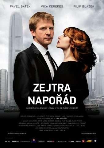 Zejtra napořád s Pavlem Baťkem a Vicou Kerekes již brzy v našich kinech