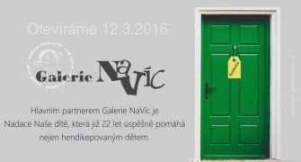Galerie NaVíc: stálý projekt, který bude pomáhat dětem