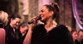 Gospel Night: Leona Gyöngyösi zve na svůj další koncert