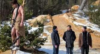 Krimiseriál Labyrint: Brno polapené Strachem