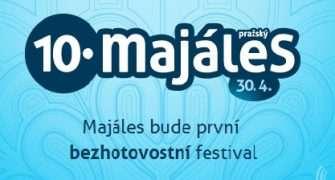 Pozvánka: Pražský Majáles již za necelý měsíc. Soutěžte o vstupenky!
