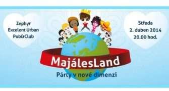 MajálesLand: velká párty za účasti Jara Smejkala