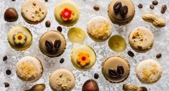 Nový gejzír chutí: ochutnejte sladko-slané makronky