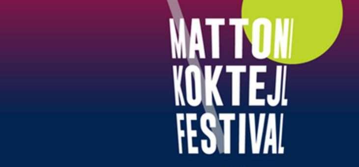 Mattoni Koktejl Festival nabídne skvělý hudební program i ochutnávku těch nejlepších koktejlů