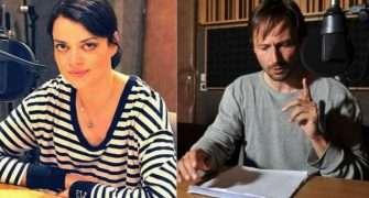 Jana Stryková a Jaroslav Plesl se kvůli audioknize museli naučit mimozemský jazyk
