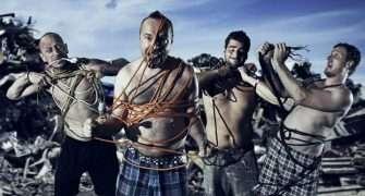 Votvírák 2014: zahrajte si vlastní recyklovaný koncert s kapelou Wohnout